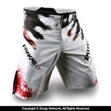 PunchTown Frakas The Dead MMA Shorts